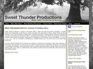 Sweet Thunder Productions