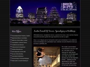 Austin Party Machine DJ Service