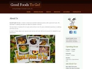 Good Foods To Go