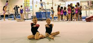Gymnastics and Cheerleading Academy