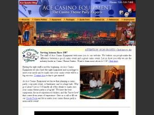 Ace Casino Events, Parties and Promotions