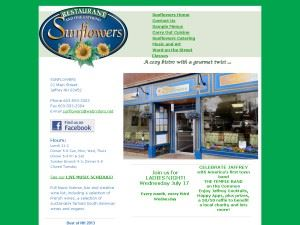 Sunflowers Cafe & Catering