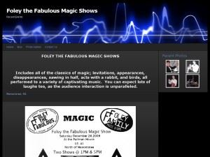 Foley The Fabulous Magic Shows