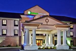 Holiday Inn Express Hotel And Suites Crawfordsville