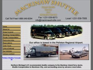 Mackinaw Shuttle