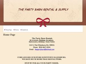 The Party Barn Rentals