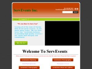 ServEvents - Sanford