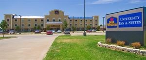 Best Western Plus - University Inn & Suites