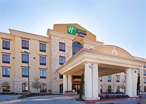Holiday Inn Express Hotel and Suites Dallas-Medical Center