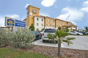 Best Western San Antonio East Inn and Suites