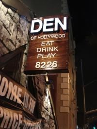 The Den of Hollywood