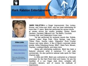 Mark Ralston Entertainment