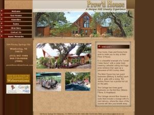 Prow'd House Bed and Breakfast