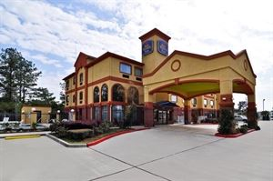 Best Western Plus - Sam Houston Inn & Suites