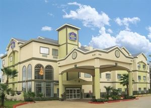 Best Western Plus New Caney Inn and Suites