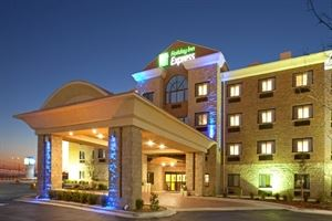 Holiday Inn Express Hotel and Suites Lubbock West