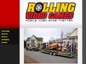 Rolling Video Games of Louisiana