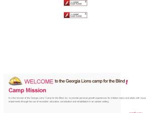 Georgia Lions Camp For Blind
