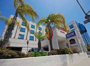 Best Western Plus - Suites Hotel