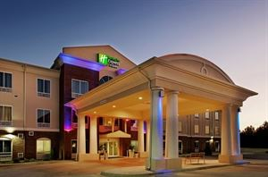 Holiday Inn Express Hotel and Suites Talladega