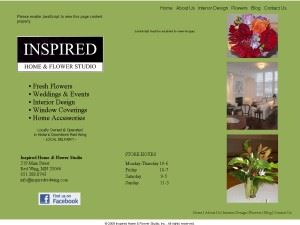 Inspired Home & Flower Studio