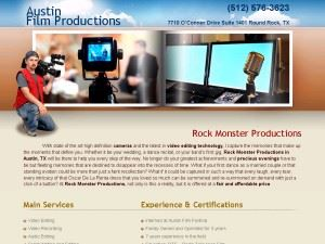 Rock Monster Productions