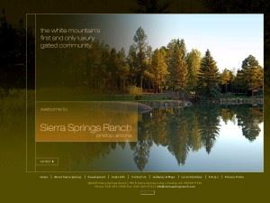 Sierra Springs Ranch Pinetop
