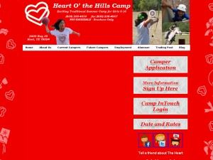 Heart O' The Hills Camp and Conference Center