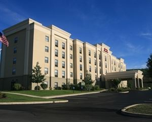 Hampton Inn and Suites Wilkes-Barre