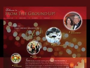 From The Ground Up, Inc.!