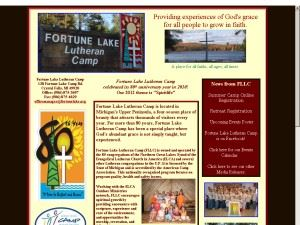 Fortune Lake Lutheran Camp