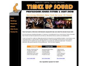 Timez Up Sound Professional DJ Service