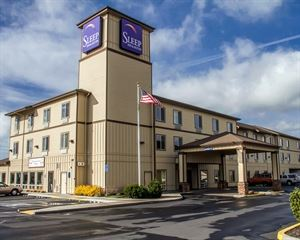 Sleep Inn and Suites Redmond