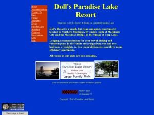 Doll's Paradise Lake Resort