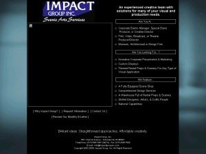 Impact Group Scenic Arts Services