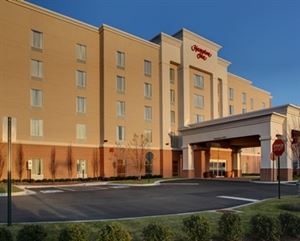Hampton Inn Richmond - Airport