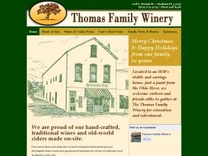 The Thomas Family Winery