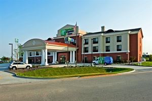 Holiday Inn Express and Suites Morton-Peoria Area
