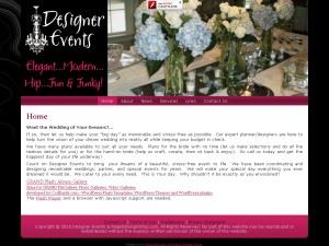 Designer Events