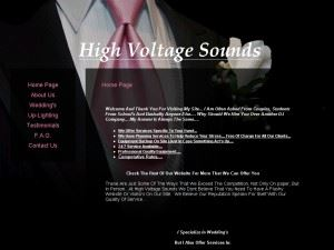 High Voltage Sounds