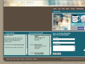 The Scott Day Band