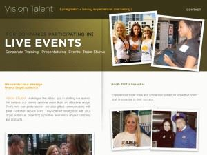 Vision Talent & Events, LLC