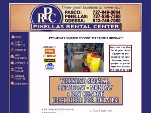 Pinellas Rental Center