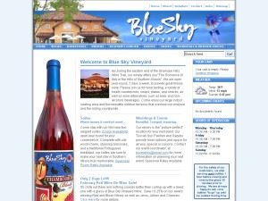 Blue Sky Vineyard
