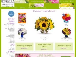 A. Dykstra Florist and Greenhouse