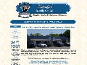 Easterbys family grille