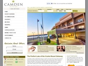 Camden on the Lake Resort, Spa, and Yacht Club