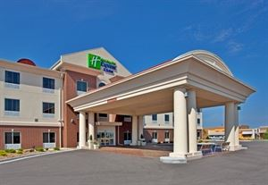Holiday Inn Express Hotel and Suites Sedalia
