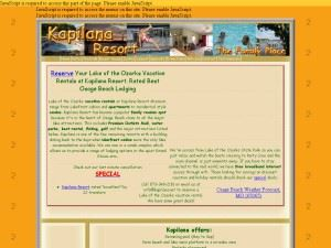 Kapilana Resort