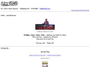 B C Kelly's Music Express